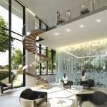 Modern - Lobby