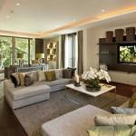 Modern - Living room