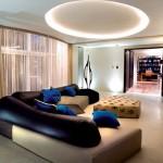 Futuristic - Living room